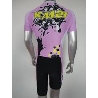 Professional sublimation speed skating suit