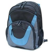 Polyester travel laptop backpack