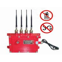 Blaster Shelter Oil Depot Gas Station Waterproof +35dBm/800mW Cell Phone Signal jammer