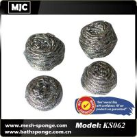 steel wire cleaning ball
