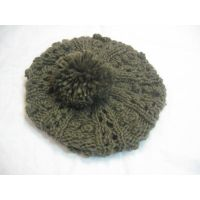 knitted fashion woman hat