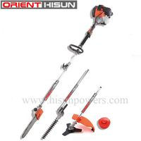 4 in 1 multifuctions long pole chainsaw/ tree pruner