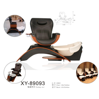 360° rotate Salon Spa Pedicure Chair Foot Massage XY-89088