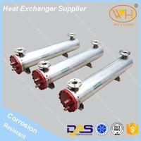 WHC-4.0DC Tube heat exchangers , plating heat exchanger