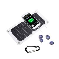 Hovall 7 Watt SunPower Portable Solar Charger with USB Port