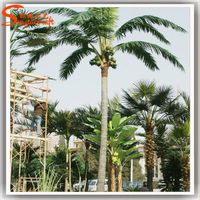 Outdoor landscape coconut tree artificial coconut palm tree