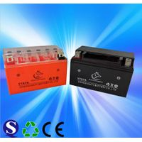 MF 12N7 motorcycle battery  12v 7ah