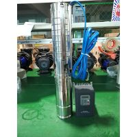 4inch ac submersible solar water motor centrifugal pump 3 hp for deepwell and agriculture in usa thumbnail image