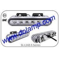 ECE R65 LED Warning Lamp Warning Light LED Strobe Lamp