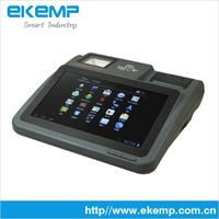 Android Tablet Touch GPS/GPRS POS with Magnetic Swipe Card Reader(EP1000)
