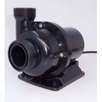 24V 5500L/h dc electric pump for marine coral aquarium tropical fish tank koi pond