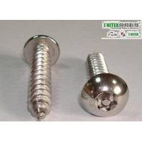Tamper Proof 6 LOBE With PIN,PAN Head,Sheet Metal Screw