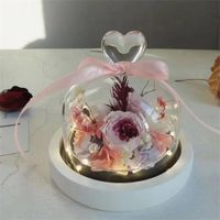 3D longlife dried art flower designed by specialist
