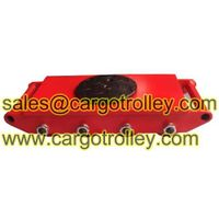 Heavy duty moving skates move equipment easily and safety thumbnail image