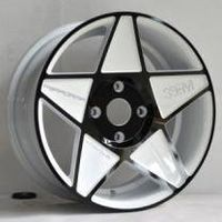 18 inch 3sdm 4x100 alloy wheel