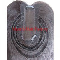 Top quality remy hair top closure
