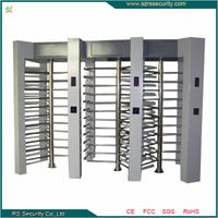 CE Approved Fully-Auto Type Full Height Turnstile