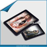 "10.1"" IPS tablet 1280*800 pixels, Rockchip rk3188 quad core,1G RAM, 8G ROM,0.3M+2.0M Camera"