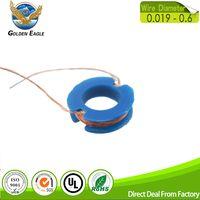 Customized the plastic bobbin coil with copper wire