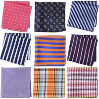 wholesale silk pocket square for man's bandana scarf/handchief