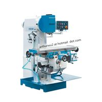 X5036S Knee Type Milling Machine thumbnail image