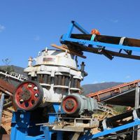 Cone crusher spring cone crusher for crushing plant thumbnail image