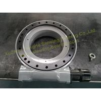 China Professional Manufacturer of Slewing Reducer, Slewing Drive with Motor