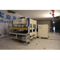 NG-18R Automatic mattress compress & roll packing machine(Unlimit diamter)
