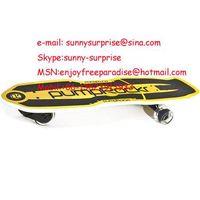 Sell Skateboard,three wheel skateboard, PumpRockr,waveboard thumbnail image