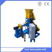 Fish feed pellet machine/floating fish feed extrusion machine/animal feed extruded machine thumbnail image