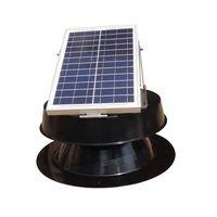 20w solar attic fans