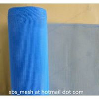 plastic coated window screen