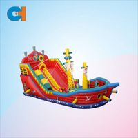 44ft Inflatable Boat, Inflatable Pirate Ship