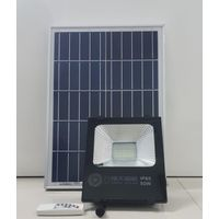Solar photosensitive induction floodlight (50W)