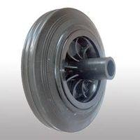 8inch Rubber Wheels For Wheelie Bins