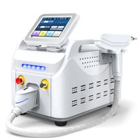 double roads Q-switch nd yag laser carbon peeling /nd yag laser tattoo removal machine