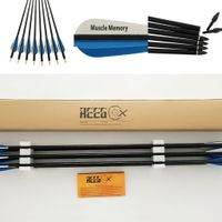 Arrow Shaft Material:High strength fiberglass along with a controlled impregnated high strength Epox