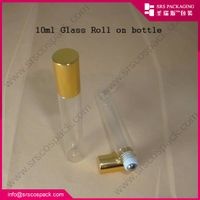 10ml Glass Round Roll On Perfume Bottles