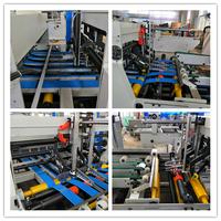 Folder Gluer Full Automatic Down Folding