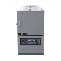 Box type resistance muffle furnace