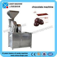High effciency chocolate machine maker