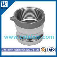 Aluminium camlock coupling Female type A quick coupling thumbnail image