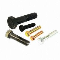 Outside Hexagon Bolts, Made of Carbon Steel, 4.8/5.8/6.8/8.8/9.8/10.9/12.9 Grades