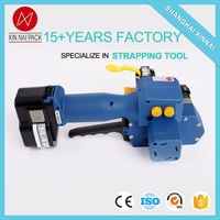 Zp323 battery pp strapping machine