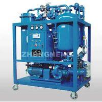 Turbine Oil Purification Machine/Filtration/Separator/Purifier
