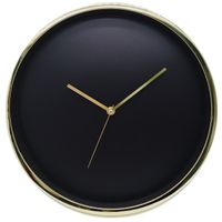 14 inch modern wall clock