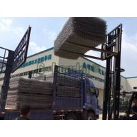 High quality Gabion Box/Galvanized/Galfan/PVC Coated/Hexagonal Wire Mesh/Reno mattress/Terramesh