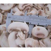 Frozen mushroom (Agaricus bisporus) thumbnail image