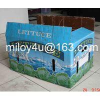 waterproof waxed cartons and boxes