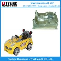 Plastic injection mould Children bicycle mould maker China thumbnail image